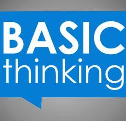 Das sind die weiteren Schritte hier: Kapitel 3 von BASIC thinking ist eröffnet