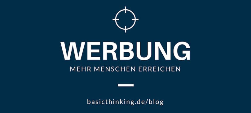 WERBUNG AUF BASIC THINKING-2
