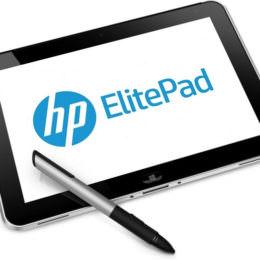 Schade, niemand hat HP verraten, dass es bei Tablets keine Geschäftskundensparte gibt