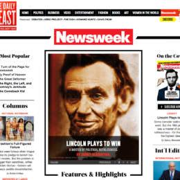 Goodbye Newsweek