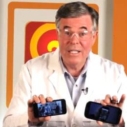 Will it blend? Galaxy S III hält länger durch als das iPhone 5