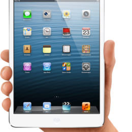 There is one more thing: Apple stellt iPad mini vor