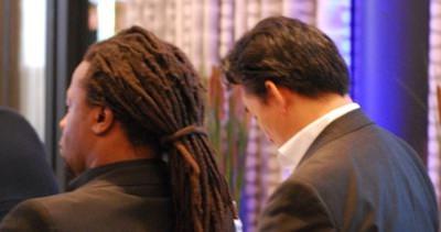 Music Meets Media 2009: Adebisi und Chang gehen auf die Musikindustrie zu