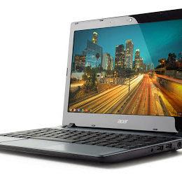 Kampfpreis: Googles neues Chromebook kostet 199 Dollar