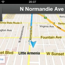 Google Maps für iOS ist da!