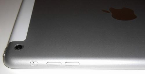 Apple iPad mini - Gehäuseseite