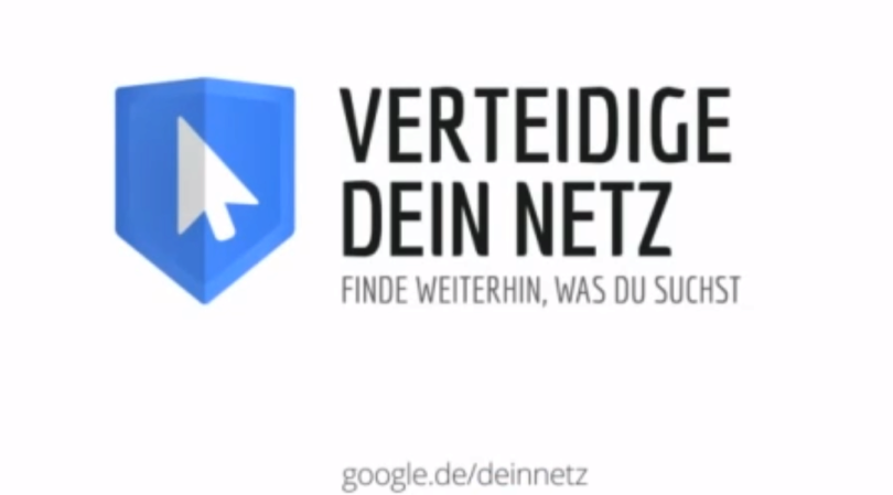 Verteidige Dein Netz Logo