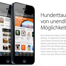 Apple führt Vanity URLs im App Store ein