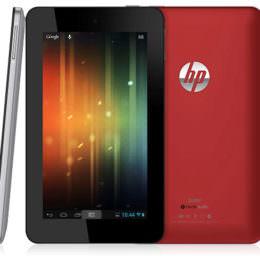 HP liebäugelt mit Android und stellt das Slate 7 vor