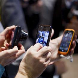 iPhone, Galaxy, Lumia, One: Dünne Luft in der Oberklasse - das Design macht die Musik. Ein persönlicher Ausblick auf den Smartphone-Markt.