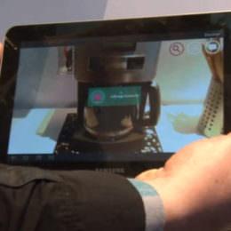 MWC-Must-have, das es (wohl) nie geben wird: Qualcomms Wi-Fi-Kaffeemaschine