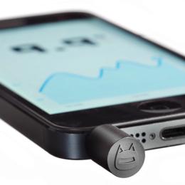 (Noch) Nicht lieferbar und schon ein Gadget-Renner - Thermodo macht Smartphones mit findiger Technik zur sozialen Wetterstation