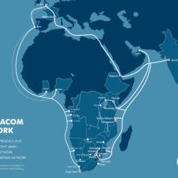 Wie sieht eigentlich das Internet aus? Zerbrechlich, wie Kabelschäden in Afrika zeigen