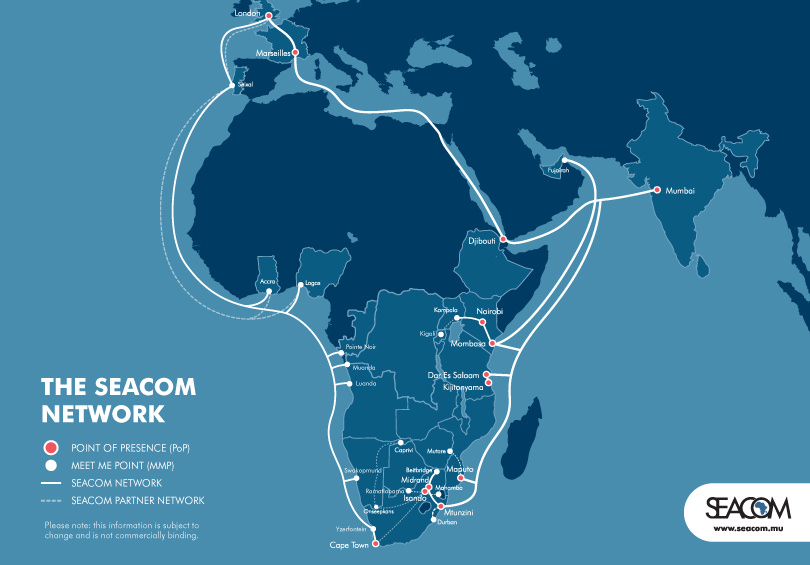 SEACOM_Network_Map