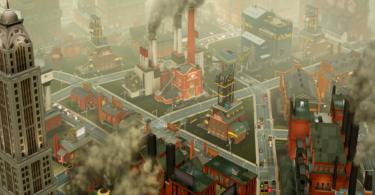 SimCity IndustrialCity