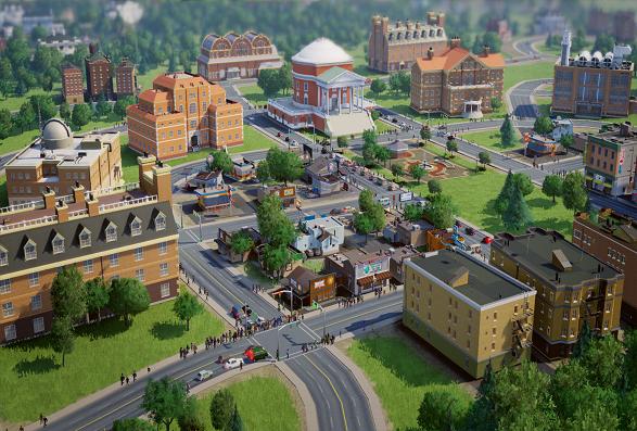 SimCity UniversityCity_2