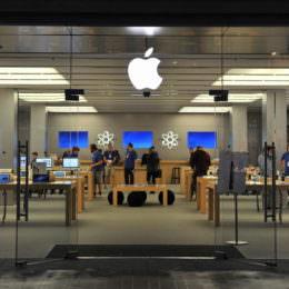 Rundum-Display und Allzeit-Bereit-Touchscreen: Apple bringt iPhone-Zukunft in Stellung