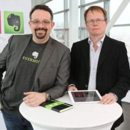 Deutsche Telekom-Kunden bekommen kostenlos ein Jahr Evernote Premium