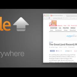 """Amazons """"Send to Kindle""""-Button ist eine nette Idee – mehr aber nicht"""