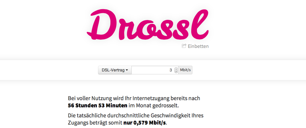Drossl