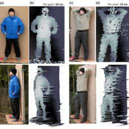 3D-Scan: Kamera scannt Objekte noch in einem Kilometer Entfernung