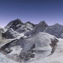 Abwechslungsreiche Internet Explorer-Promo: Microsoft und Glacier Works visualisieren Mount Everest