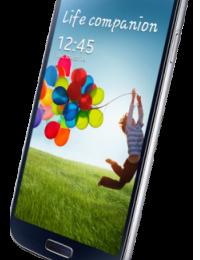 Huch, ein fader Beigeschmack: Das Samsung Galaxy S4 will Öko-König sein. Ist es aber eigentlich nicht.
