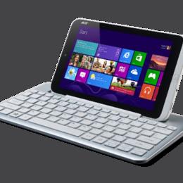 Windows 8 auf 8 Zoll: Acer stellt neue Hardware vor