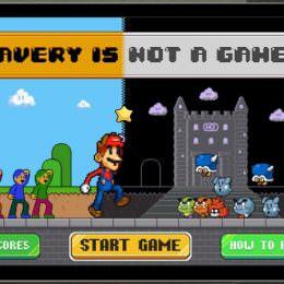 """""""Slavery is not a Game"""" - mit Super Mario gegen die dunklen Seiten von Nintendo und Co."""