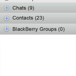 Android-User fallen auf falsche BlackBerry-Messenger-App rein - BlackBerry darf sich trotzdem freuen