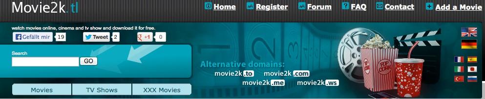 Nach angeblichem Hack: Movie2k ist wieder online – und warnt vor der Konkurrenz