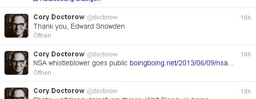 thankyou_snowden - Screenshot https://twitter.com/doctorow