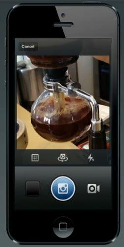 Die neue Videofunktion in Instagram.