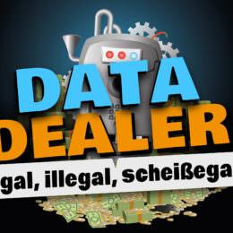 """Last-Minute-Spender für Datenschutz-Spiel gesucht: """"Data Dealer""""-Macher hoffen auf Kickstarter-Endspurt"""