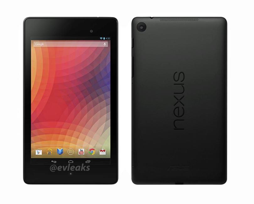 Das neue Nexus 7 mit Full-HD-Display wird gefertigt von Asus.