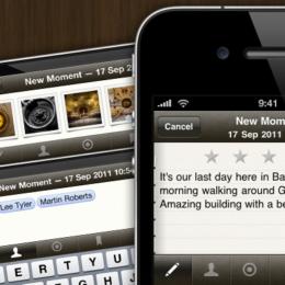 Digitale Tagebücher: Zwei Apps für iPhone, iPad und Co., um Erinnerungen festzuhalten
