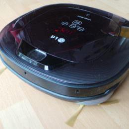 LG HomBot 3.0 Square im Test - Saugroboter als Luxus-Helfer für Zuhause