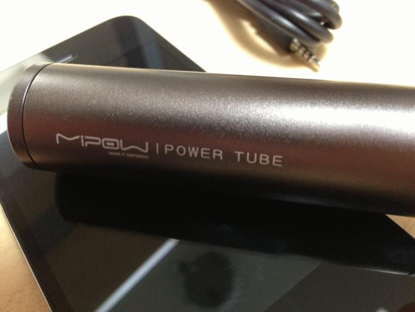 MIPOW PowerTube 2200-1 © Tobias Gillen