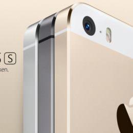 Ernüchternd revolutionär: Apple bringt günstiges Plastik-iPhone und iPhone 5S mit Fingerabdruck-Scanner