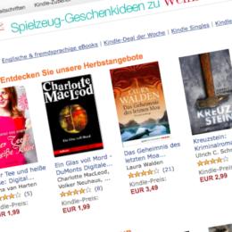 Urteil: Amazon haftet nicht für den Inhalt von E-Books - Entscheidung ist da, das Ende in der Sache noch lange nicht