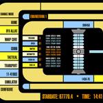 LCARS Interface: Raumschiff Enterprise auf dem Smartphone oder Tablet