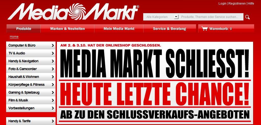 open media markt