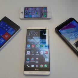 Die Crux mit den Monster-Smartphones im XXL-Format