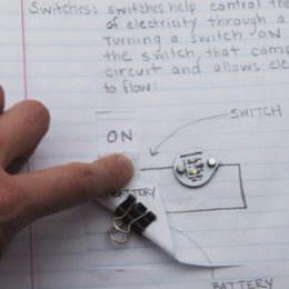 """Kritzeleien unter Strom: Der """"Circuit Scribe"""" bringt mit Silber-Tinte funktionierende Schaltkreise auf's Papier"""