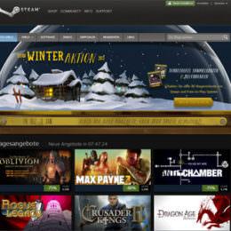 Steam Winter Aktion, Santa got Scared, Xmas Sale und mehr: Mega-Rabatte und Last-Minute-Geschenke für Gamer