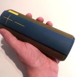 UE Boom im Test - Robuste Bluetooth-Lautsprecher aus dem Hause Logitech