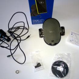 Fahren, navigieren und auch noch kabellos laden: Nokias Qi-NFC-Autohalterung CR-200 auf dem Prüfstand - Wollmilchsau oder Warwohlnix?