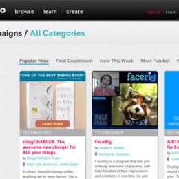 Geld auf der eigenen Website sammeln: Indiegogo kündigt Embedding-Funktion für Crowdfunding-Kampagnen an