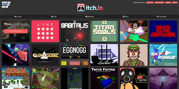 Indiegames-Plattform itch.io: So verkauft man mit wenigen Klicks seine selbstentwickelten Spiele