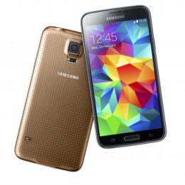 Samsung enthüllt das Galaxy S5 und die Gear Fit
